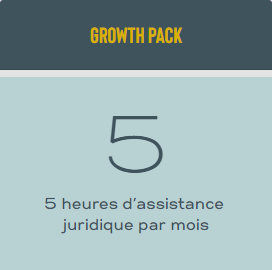 Growth Pack 5 heures | 12 mois